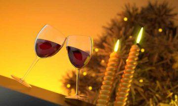 I vini delle feste (Image: CC0 Creative Commons, via Pixabay)