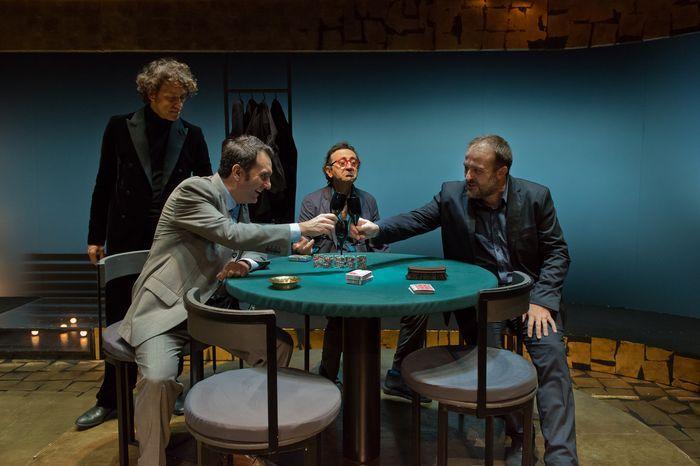 Regalo di Natale - Teatro Manzoni - photo by Michele De Punzio