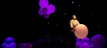 Cyrano sulla Luna - Teatro Litta - photo by Federica Frigo