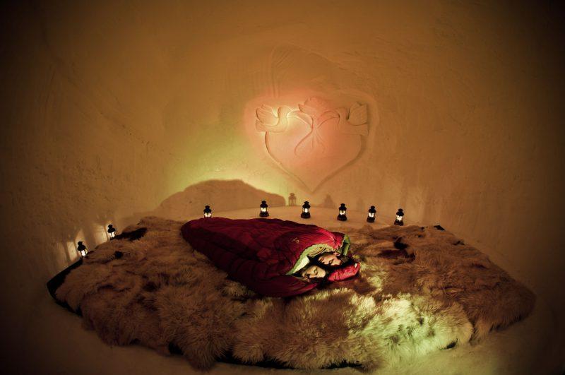 san valentino 2018 igloo