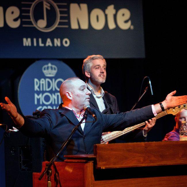 James Taylor Quartet - Blue Note Milano