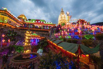 capodanno cinese malesia