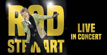Rod Stewart - Mediolanum Forum