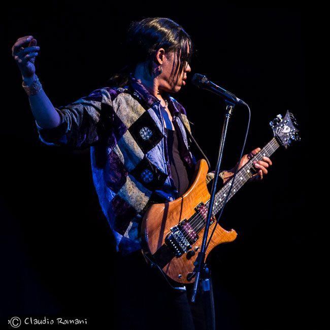 Stanley Jordan - Blue Note Milano - photo by Claudio Romani