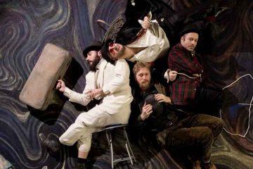 Aspettando Godot - Teatro Elfo Puccini - photo by Manuela Giusto
