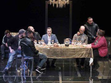 Il sindaco del Rione Sanità - Piccolo Teatro Grasso - photo Mario Spada