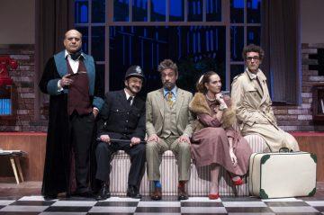L'ispettore Drake e il delitto perfetto - Teatro Nuovo