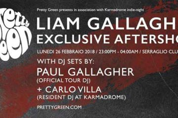 Liam Gallagher Exclusive Aftershow