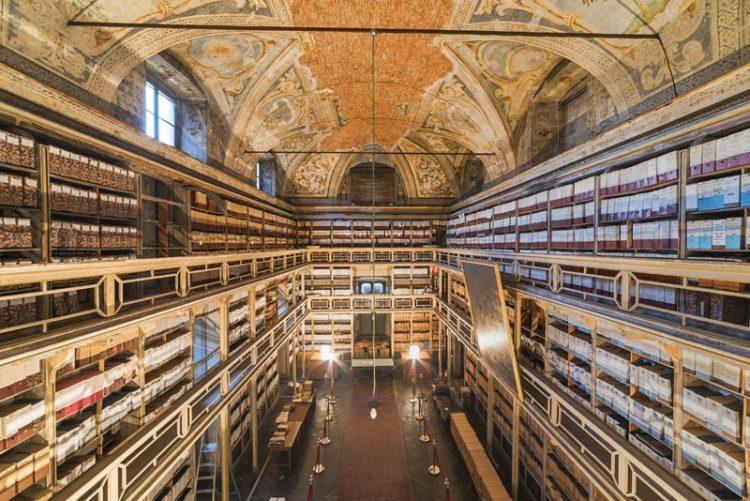 Archivio storico e sepolcreto della Cà Granda aperti al pubblico