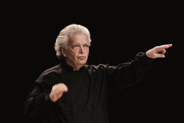 Il Maestro Claus Peter Flor - Orchestra Sinfonica di Milano Giuseppe Verdi