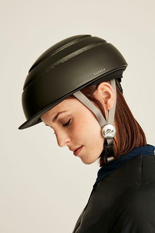 casco bici ecosostenibile