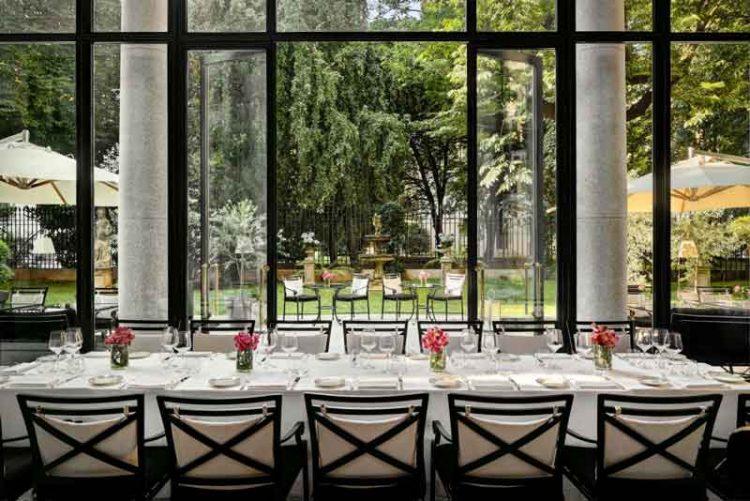 Giardino d'Inverno - Palazzo Parigi Hotel & Grand Spa