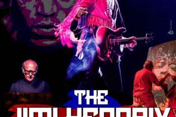 The Jimi Hendrix Revolution - Teatro della Luna