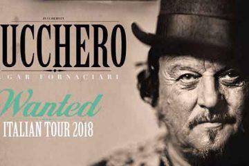 Zucchero - Wanted Tour - Mediolanum Forum
