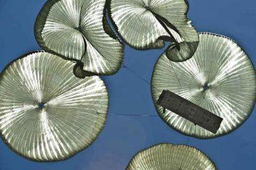 parachutes-85606_1920 - CC0 Creative Commons, via Pixabay