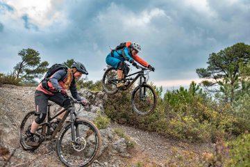 mountain bike donne