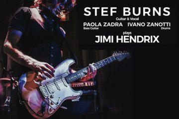 Stef Burns - Blackhorse
