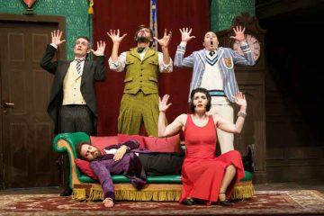 Che disastro di commedia - Teatro Carcano