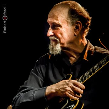 John Scofield - Blue Note - Photo by Roberto Cifarelli