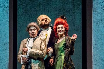 Le relazioni pericolose - Teatro Franco Parenti - Marco Casell Nirmal