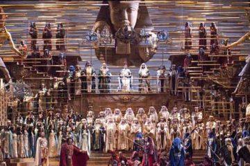 Aida - Teatro alla Scala - ph Brescia