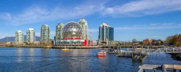 Panorama di Vancouver [CC0 Creative Commons, via Pixabay]
