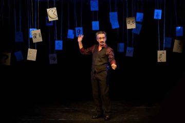 Così tanta bellezza - Corrado Accordino - Teatro Elfo Puccini