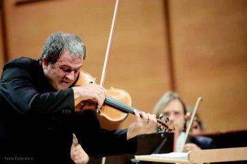 Domenico Nordio con laVerdi diretta da Tito Ceccherini - foto-Paolo-Dalprato.