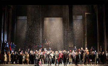 Fidelio - Beethoven - Teatro alla Scala - photo Brescia e Amisano
