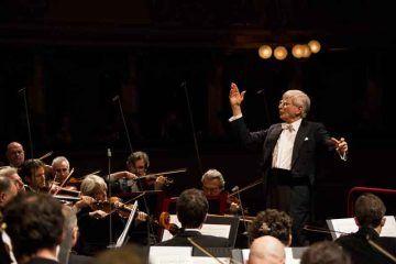 Herbert Blomstedt con Filarmonica della Scala.