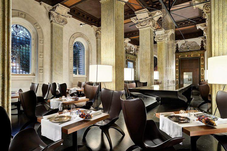 ristorante senses interno
