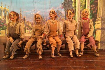 Sogno di una notte di mezza estate - Compagnia Marionettistica Carlo Colla & Figli - Piccolo Teatro Grassi