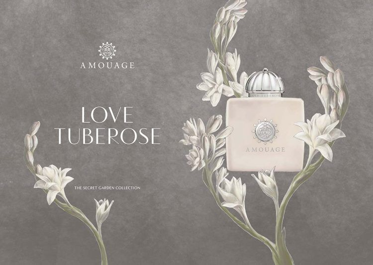 Love Tuberose amouage