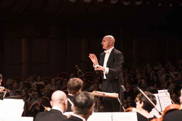 Ruben Jais dirige laBarocca nella Passione di Bach - ®Studio Hanninen