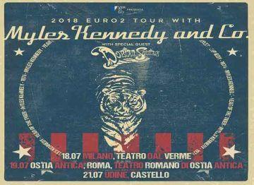 Myles Kennedy - Teatro Dal Verme