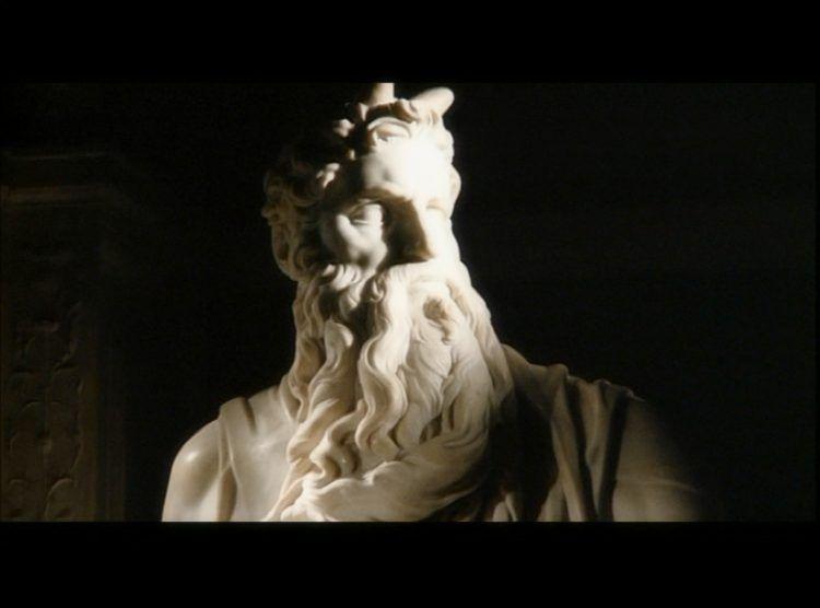 Michelangelo Antonioni, Lo sguardo di Michelangelo, Cortometraggio, 15 min., Istituto Luce, 2004