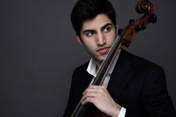 Kian Soltani - Orchestra Sinfonica di Milano Giuseppe Verdi - credit Juventino Mateo