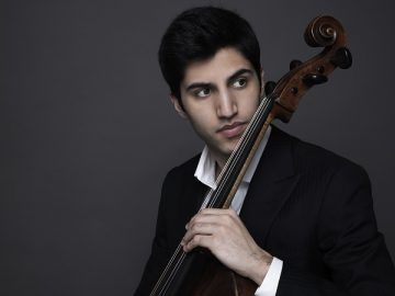 Kian Soltani - Orchestra Sinfonica di Milano Giuseppe Verdi - Photo by Juventino Mateo