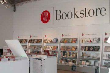 bookshop temporaneo Skira
