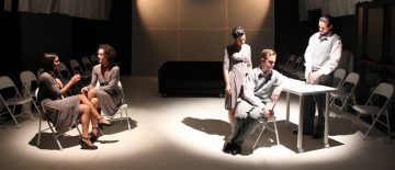 Il nulla - The Void - Teatro Out Off