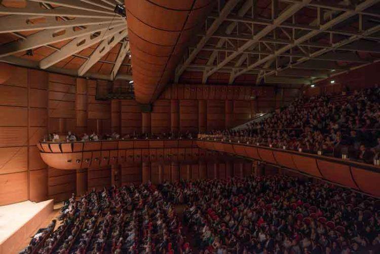 Auditorium di Largo Mahler - Studio Hanninen