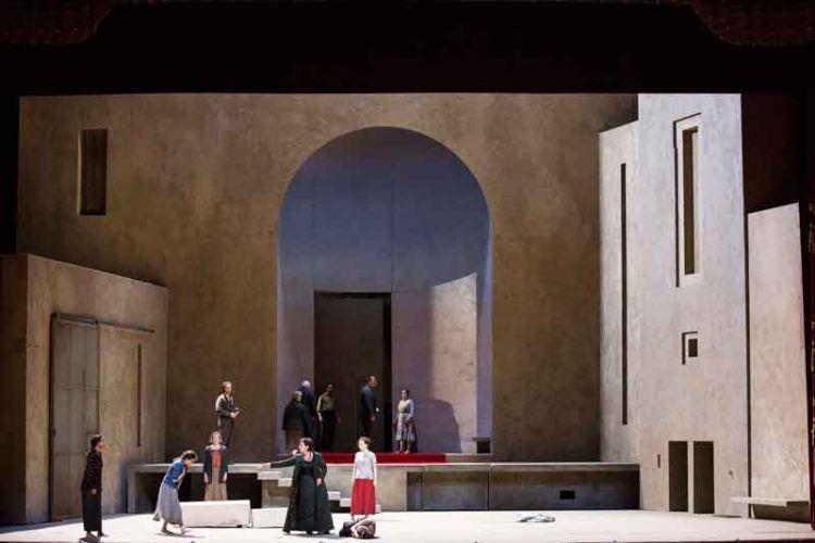 Elektra - Teatro alla Scala - ph Brescia e Amisano