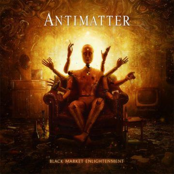 Antimatter - Black Market Enlightenment - Blues House Milano