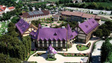 area Gardaland Resort - Magic Hotel