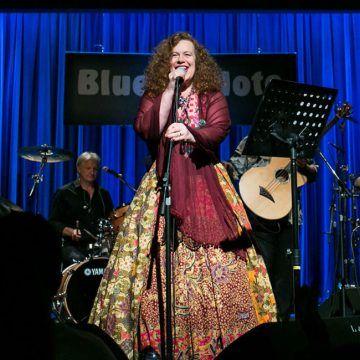 Sarah Jane Morris - Blue Note Milano