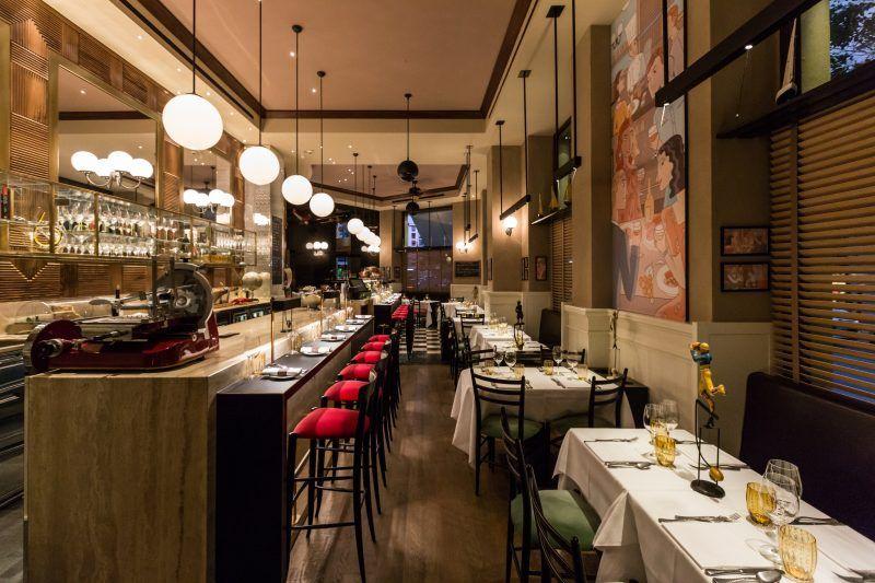 ristorante cenone capodanno 2018 milano langosteria
