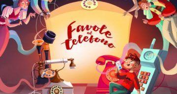 Favole al Telefono - Teatro Manzoni