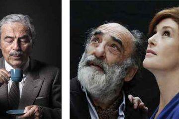 Massimo Dapporto - Alessandro Haber e Lucrezia Lante Della Rovere