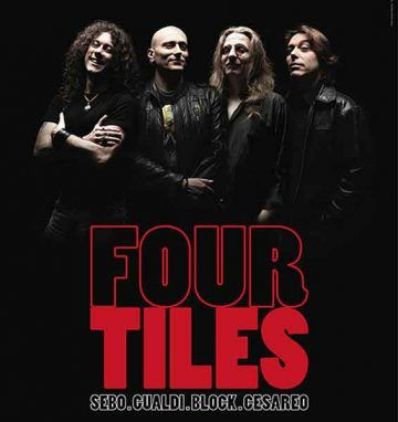 Four Tiles - Blues House Milano