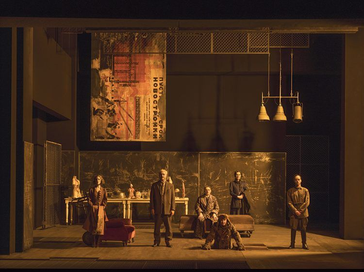 Cuore di cane - Piccolo Teatro Grassi